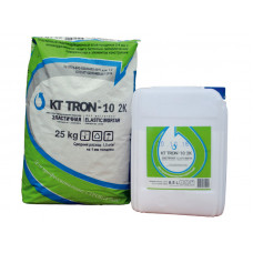 КТтрон-10 2К (двухкомпонентная эластичная гидроизоляция)