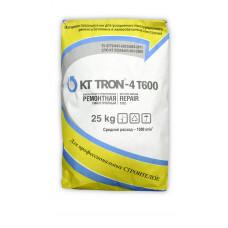 КТтрон-4 Т600 (быстротвердеющий тиксотропный ремонтный состав)
